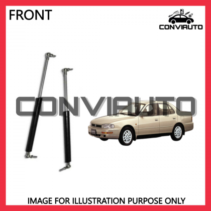 TOYOTA CAMRY SXV10 FRONT BOOT DAMPER GAS SPRING BONNET ABSORBER LEFT AND RIGHT | CONVIAUTO